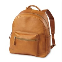 Leather Campus Backpack