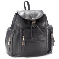 XL Leather Backpack