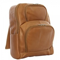 Half-Moon Laptop Backpack