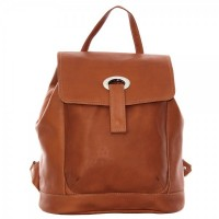 Large Oval Loop Backpack