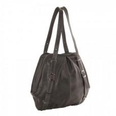 Convertible Buckle Backpack/Shoulder Bag