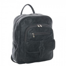 Medium Buckle Flap Backpack