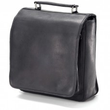 Hip-To-Be Square Leather Backpack