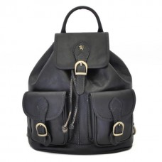 Backpack Caporalino In Cow Leather